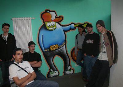 Grafitti Crew