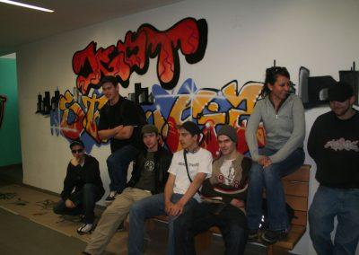 Grafitti Crew2